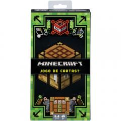Games:Card Game-Minecraft(TM) Mattel