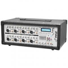 DJ Equipment:8 Channel 800 Watt Bluetooth(R) Mixer PMX840BT