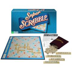 Games:Board-Super Scrabble
