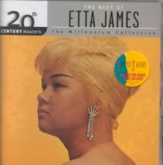 Blues:EttaJames-MILLENNIUM COLLECTION
