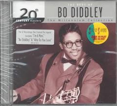 Blues:Bo Diddley-MILLENNIUM COLLE