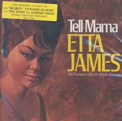 Blues:Etta James-TELL MAMA-COMPLETE MUSCLE SHOALS