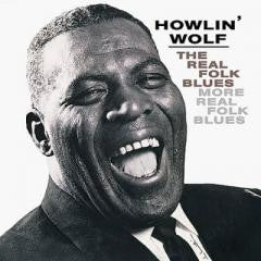 Blues:Howlin Wolf-REAL FOLK BLUES/MORE REAL FOLK BLUES