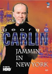 Comedy:GeorgeCarlin-JAMMIN IN NEW YORK