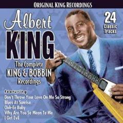 Blues:Albert King-COMPLETE KING AND BOBBIN RECORDING