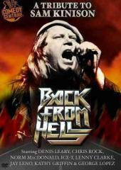 Comedy:BACK FROM HELL TRIBUTE TO SAM KINISON