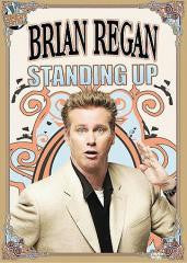 Comedy:BRIAN REGAN-STANDING UP