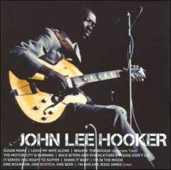 Blues:JOHN LEE HOOKER-ICON