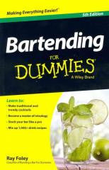 Bar:Bartending for Dummies