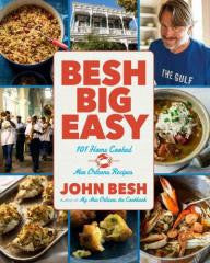 Cookbook:Besh Big Easy 101 Home-cooked New Orleans Recipes