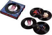 Bar Tools:Coaster Set-David Bowie 4 Pc
