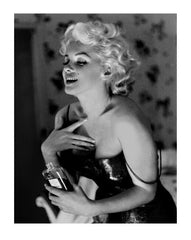 Artprint:Marilyn Monroe-Chanel No.5