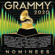 All New Music:2020 Grammy Nominees-(Various Artists)