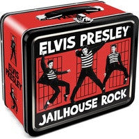 Lunch Box:Elvis Presley Jailhouse Rock