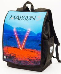 "Backpack:Maroon 5 ""V"""