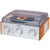 Turntable Home:3 spd Portable w/ 2 Builtin Speakers Jensen