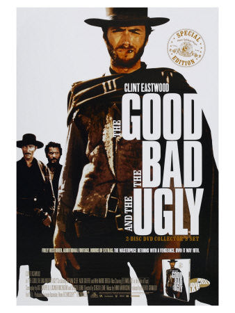 Artprint:The Good, The Bad and The Ugly, 1966