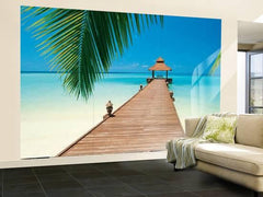 Wallpaper Mural:Sakis Papadopolous Paradise Beach