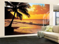 Wallpaper Mural:Pacific Sunset