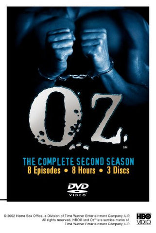 Urban:TVSeries-Oz The Complete Second Season