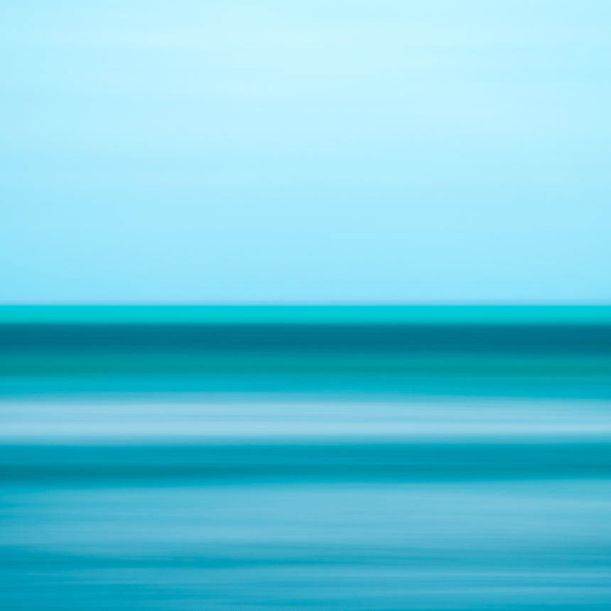 Johannes Bosgra - Stripes, Atlantic Ocean, Miami Beach III, 2019
