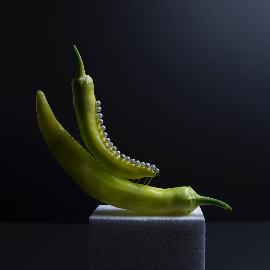 "Ana Straze - Sweet Bananapeppers - ""Forbidden Fruit"" series"