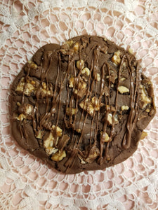 Snicker Turtle Cookie