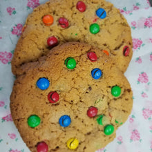 Load image into Gallery viewer, M & M Chocolate Chip Cookie