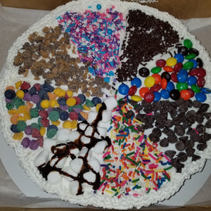 Cookie Cake Sampler Cookie