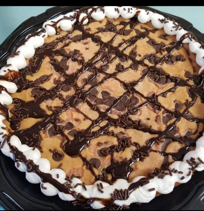 Cookie Cake Chocolate Chip