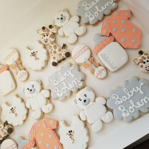 Decorated Cookie Custom