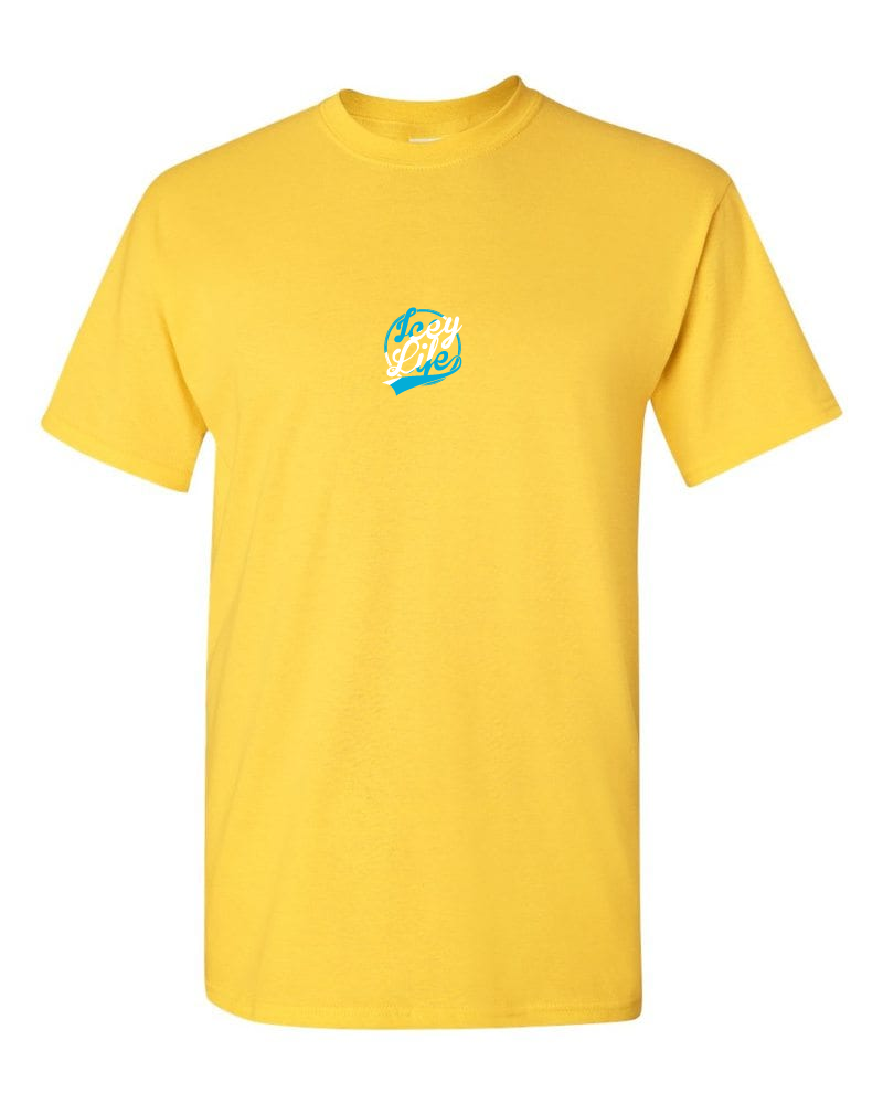 Icey Life Shirt - Yellow