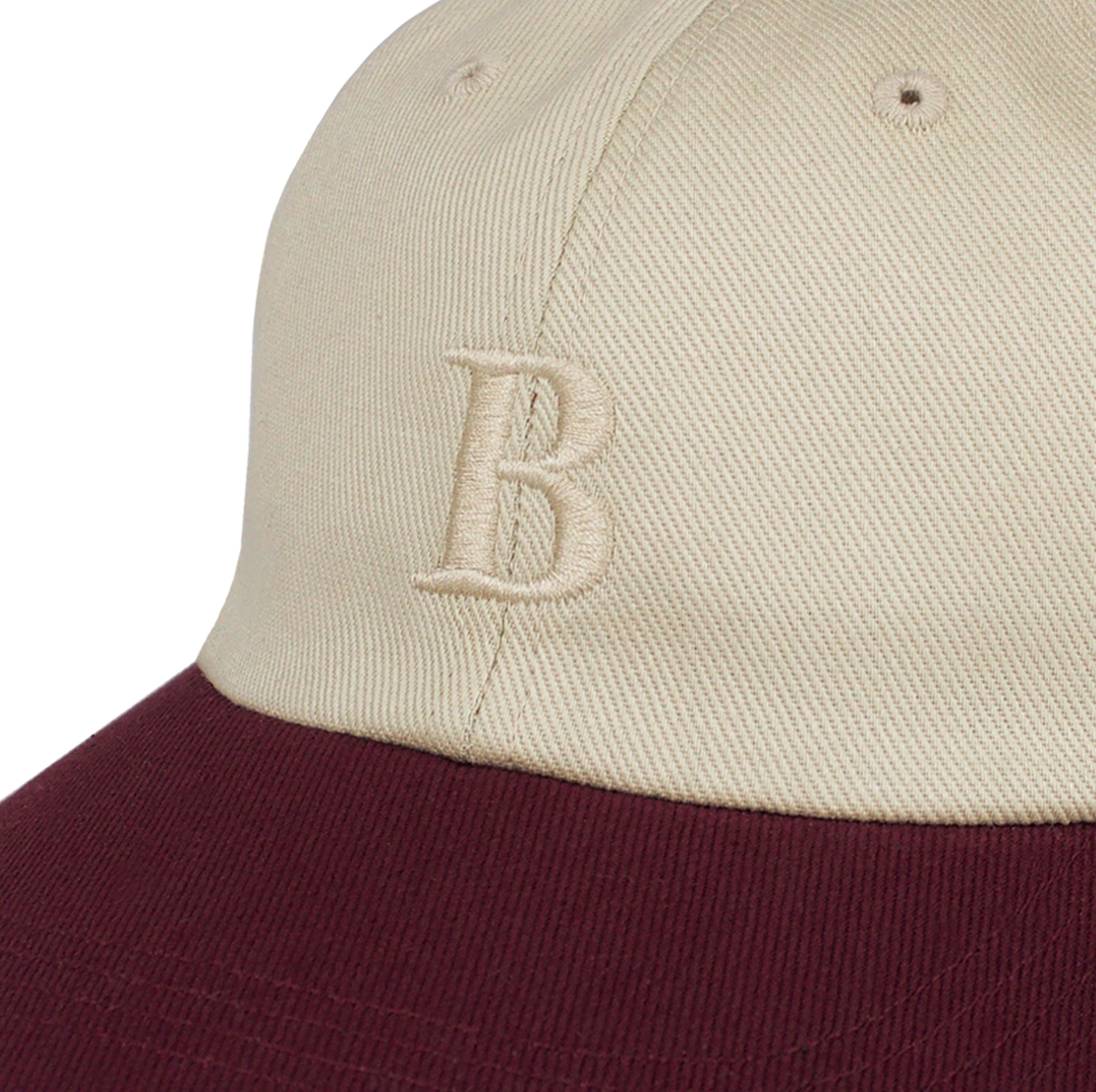 Borough 6 Panel - Sand/Wine