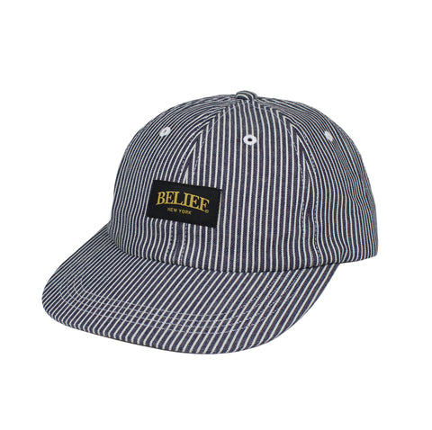 Union 6 Panel - Railroad Denim