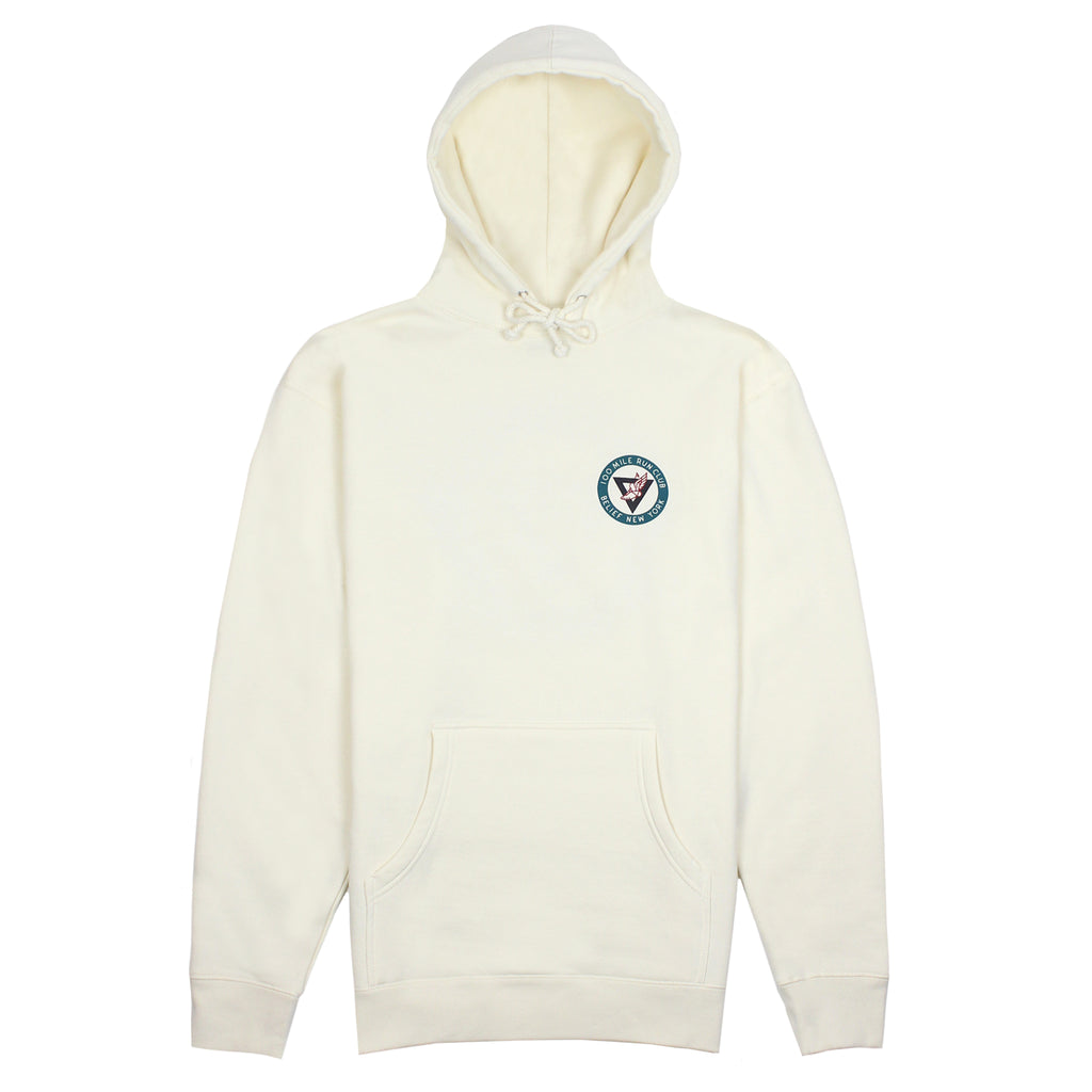 Run Club Hoody - Ivory