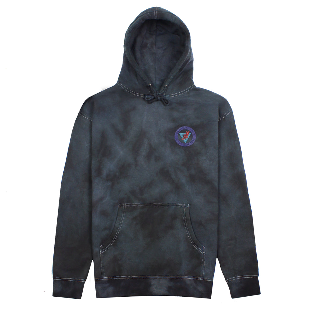 Run Club Hoody - Black Dye