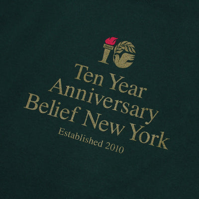 10 Year Tee - Hunter