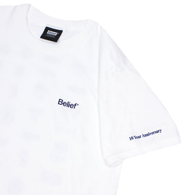 Archive Tee - White