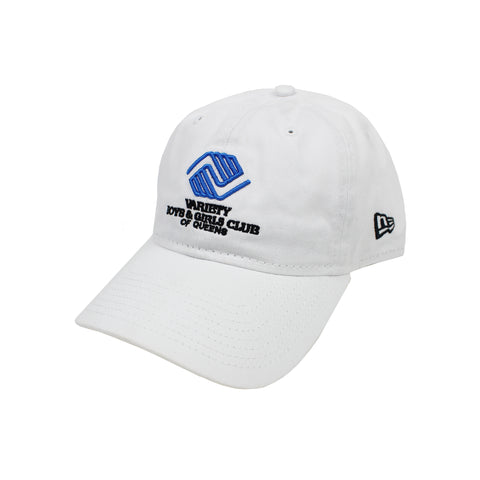 B&G Club Cap - White
