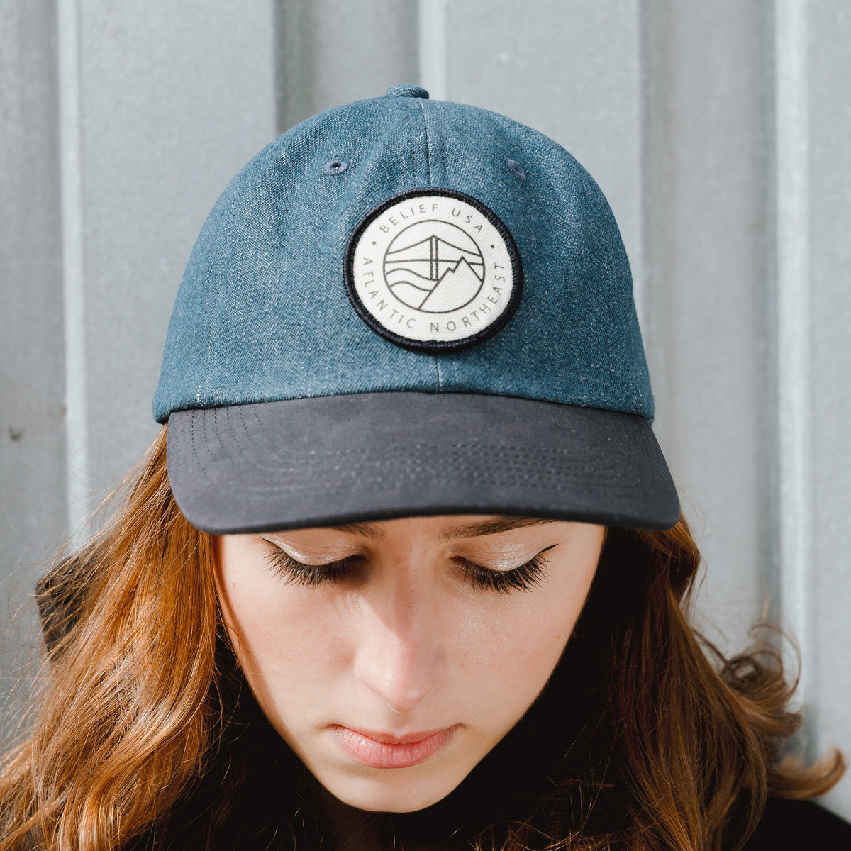 Atlantic 6 Panel - Denim
