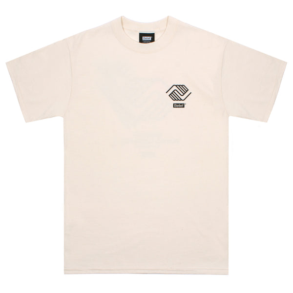 B&G Club Tee - Natural