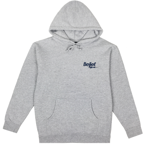 Bolt Hoody - Heather Grey