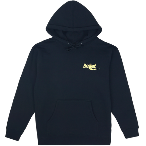 Bolt Hoody - Navy