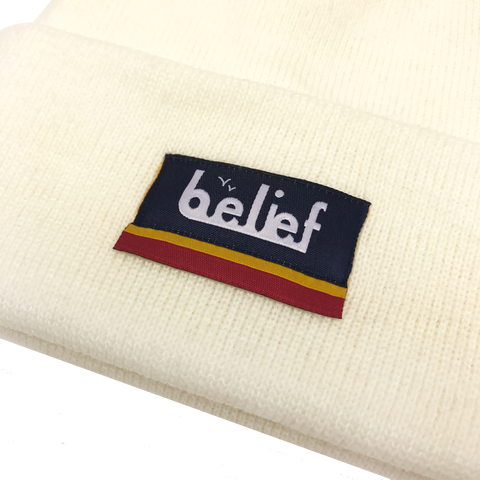 Bottom Line Beanie - Natural