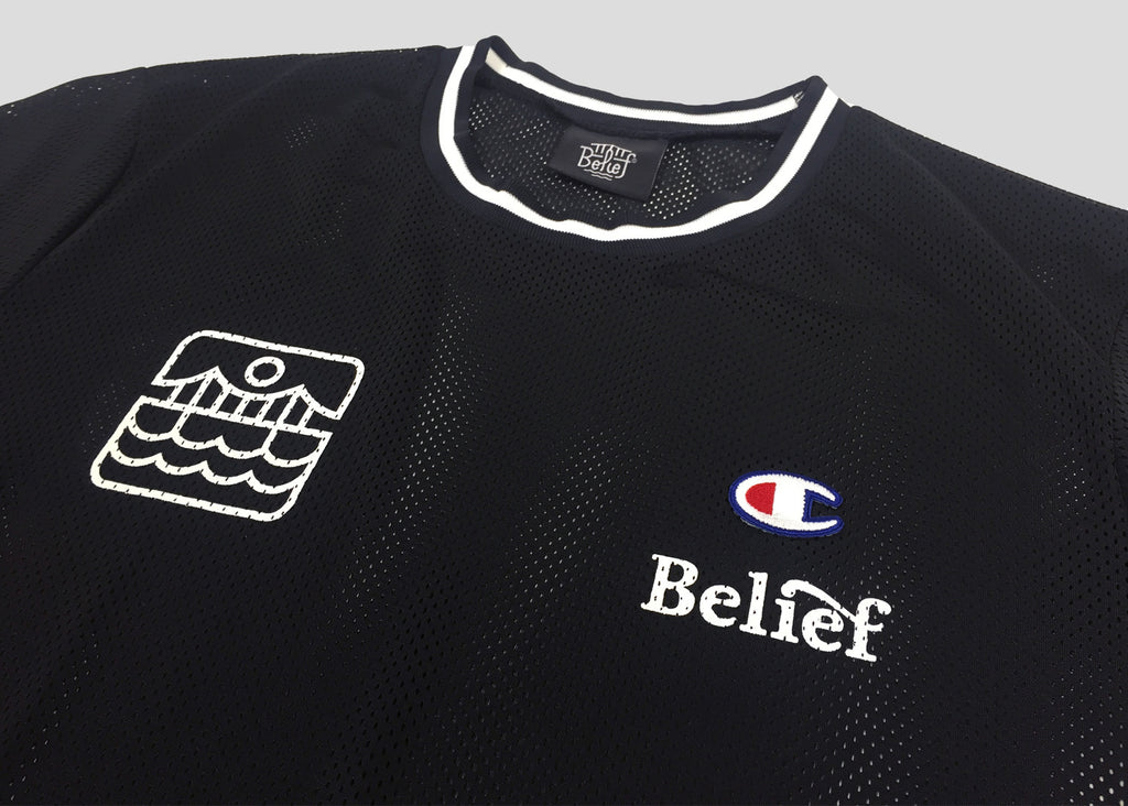 Atlantic Champion™ Jersey - Black