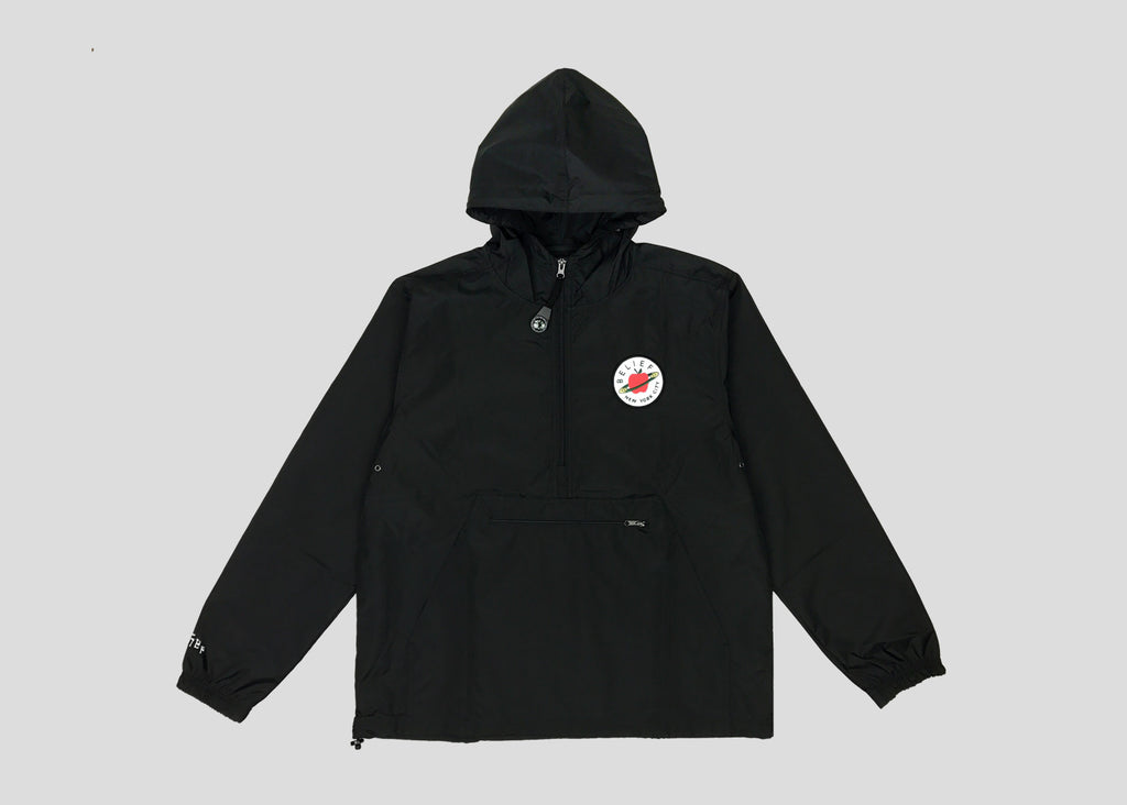 City Space Windbreaker - Black