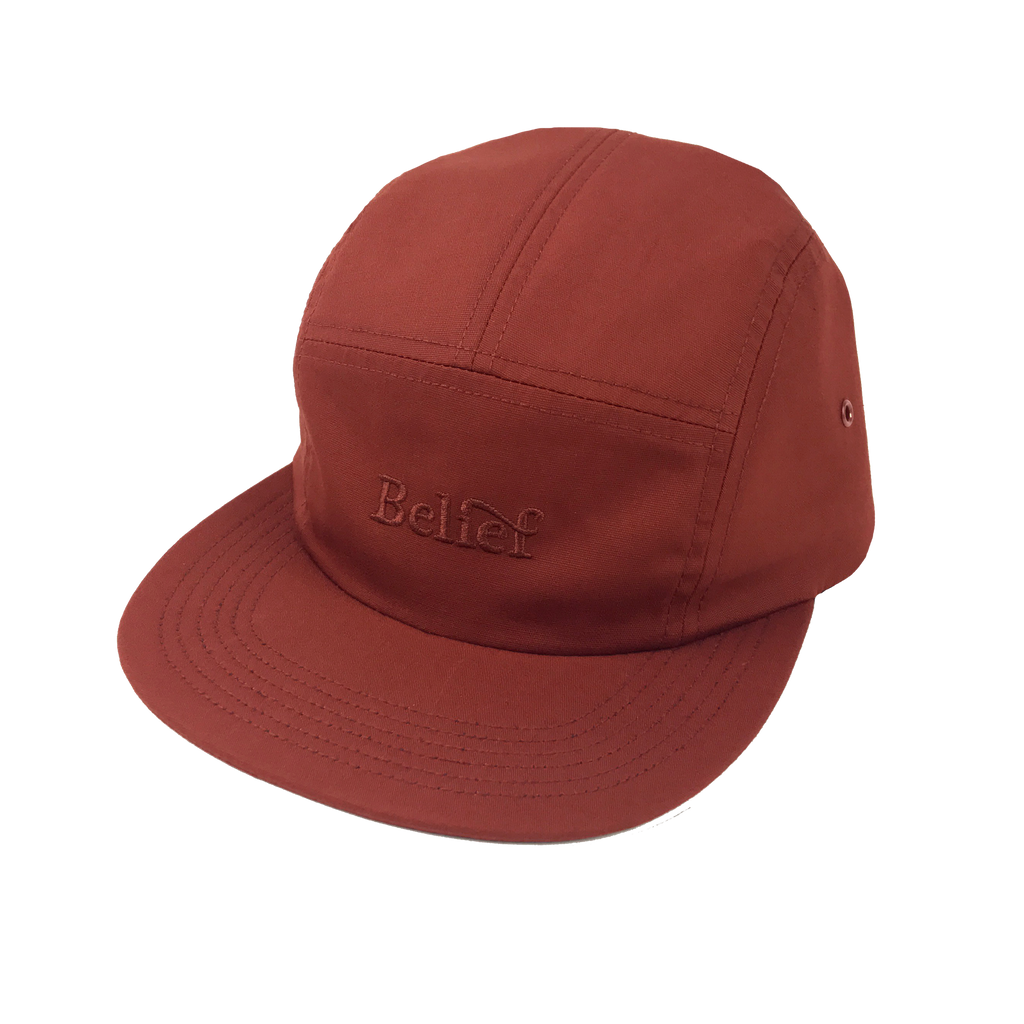 Domestic 5 Panel - Rust