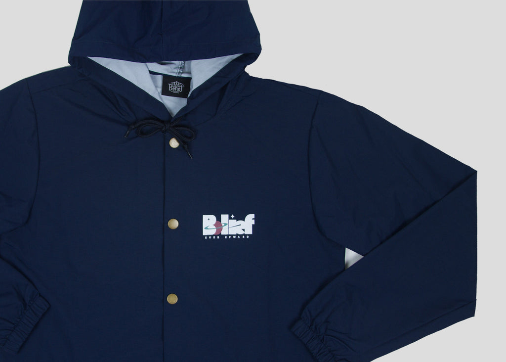 Exploration Jacket - Navy