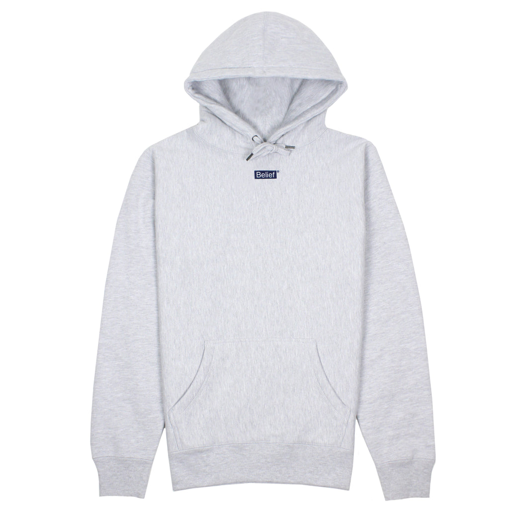 Family Hoody - Heather Grey