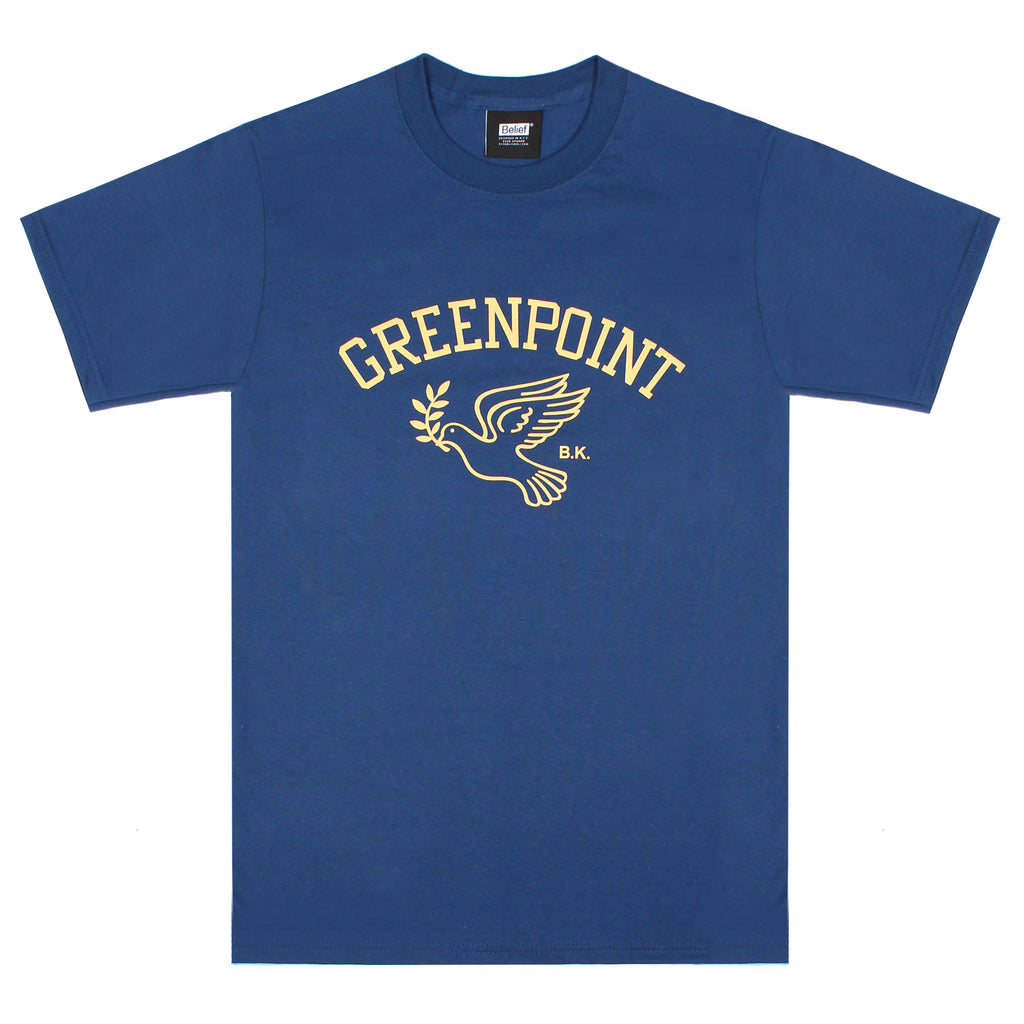 Greenpoint Tee - Regal Navy
